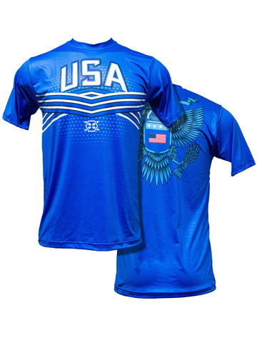 Team USA Sublimated Tee