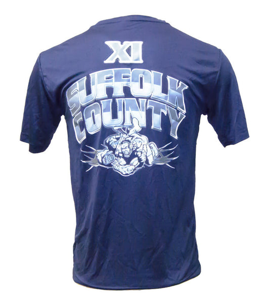 Suffolk County Section XI Screened T-Shirt - X-Athletic