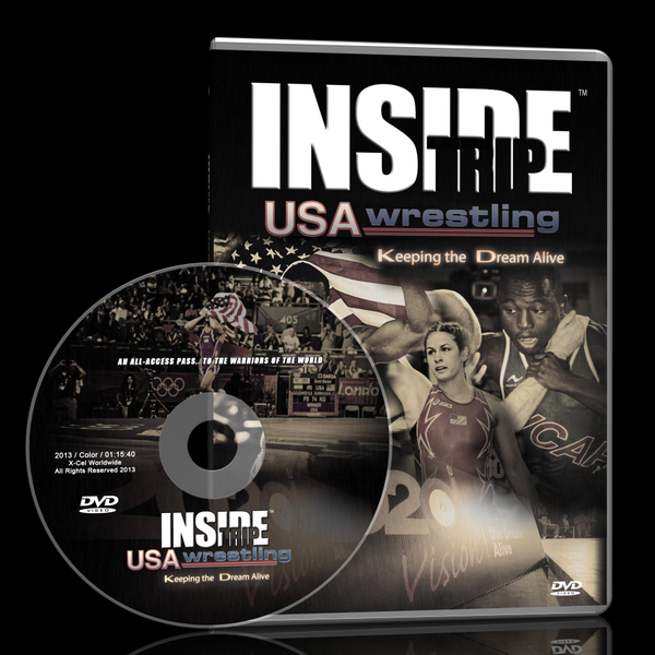 INSIDE TRIP - USA Wrestling Keeping the Dream Alive - X-Athletic