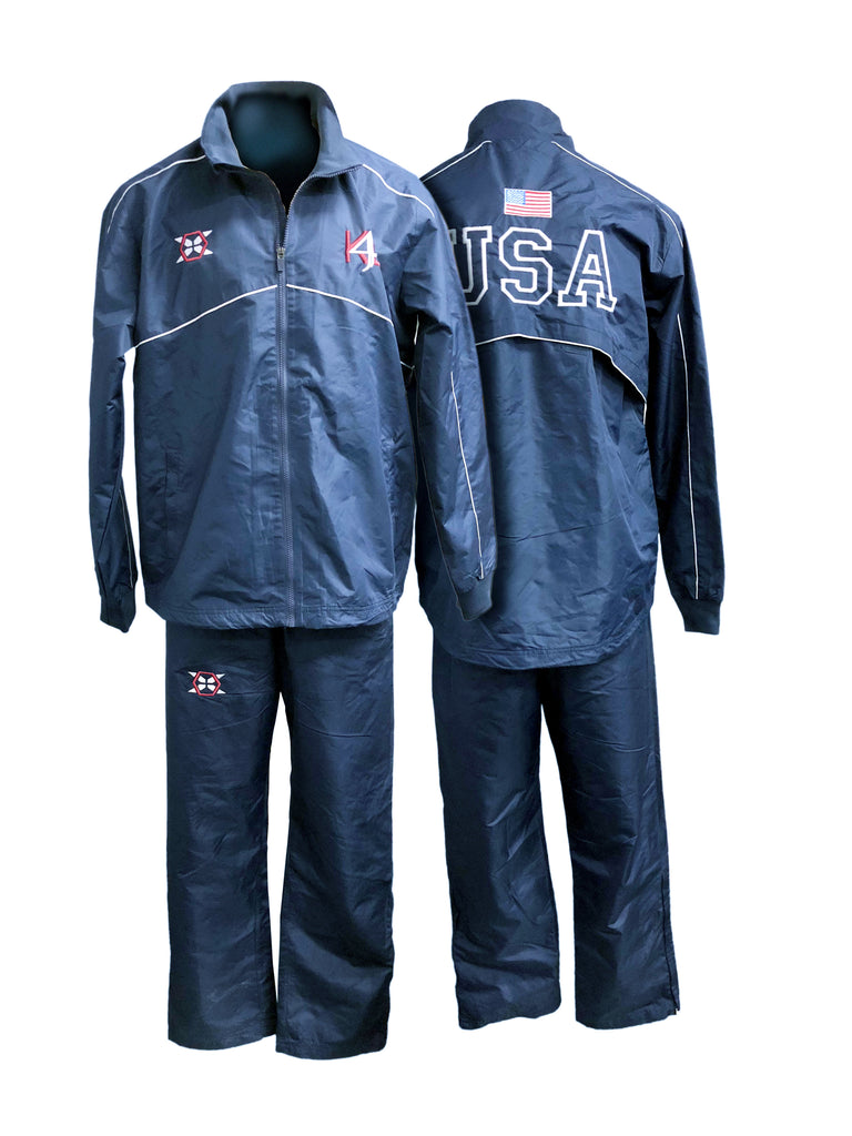 USA World Team Warm-Up Suit - X-Athletic