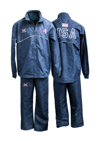USA World Team Warm-Up Suit