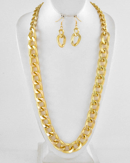 Rebel Diva Chain Set- Long