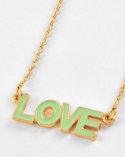 Love Necklace (More colours available)
