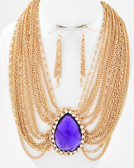 Royal Riri Necklace Set