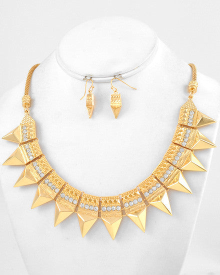 The Xina Necklace Set