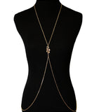 Snake Body Chain (More Colours Available)