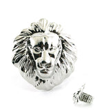 Lion Head Ring (More Colours Available)