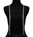 Fly Girl Chain Suspenders (More Colours Available)