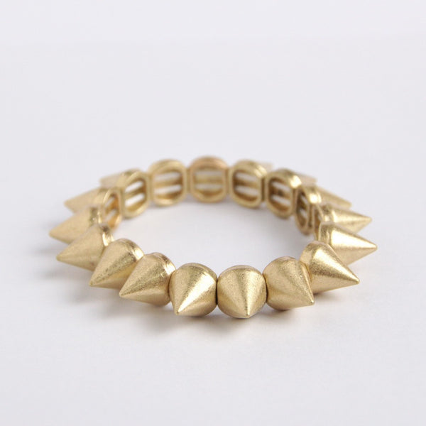 Warrior Spikes Bracelet (More Colours Available)