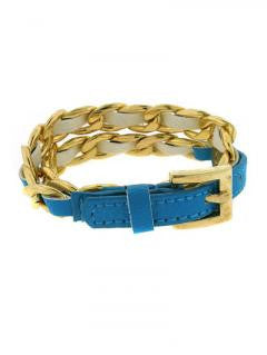 Leather Wrap Around Bracelet (More Colours Available)