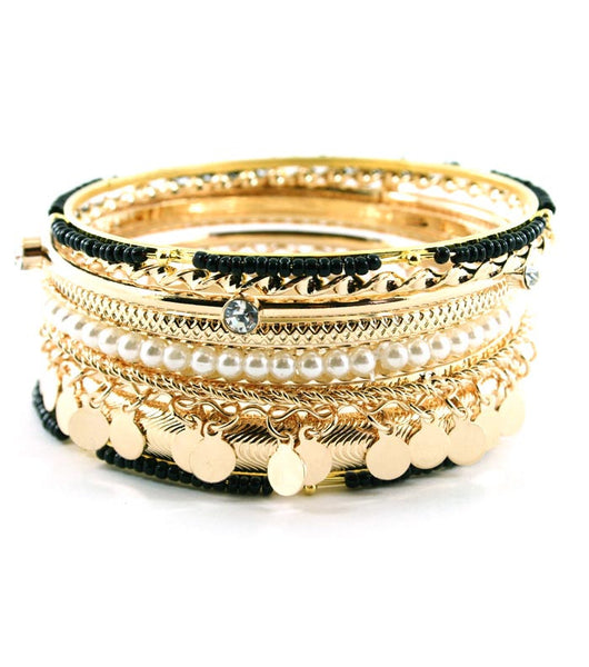 Diva Bangle Set (More Colours Available)