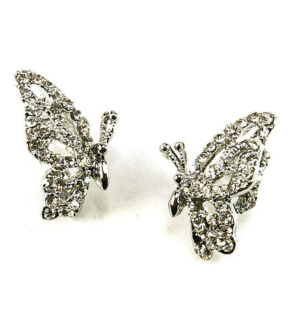 Butterfly Stud Earrings (More Colours Available)