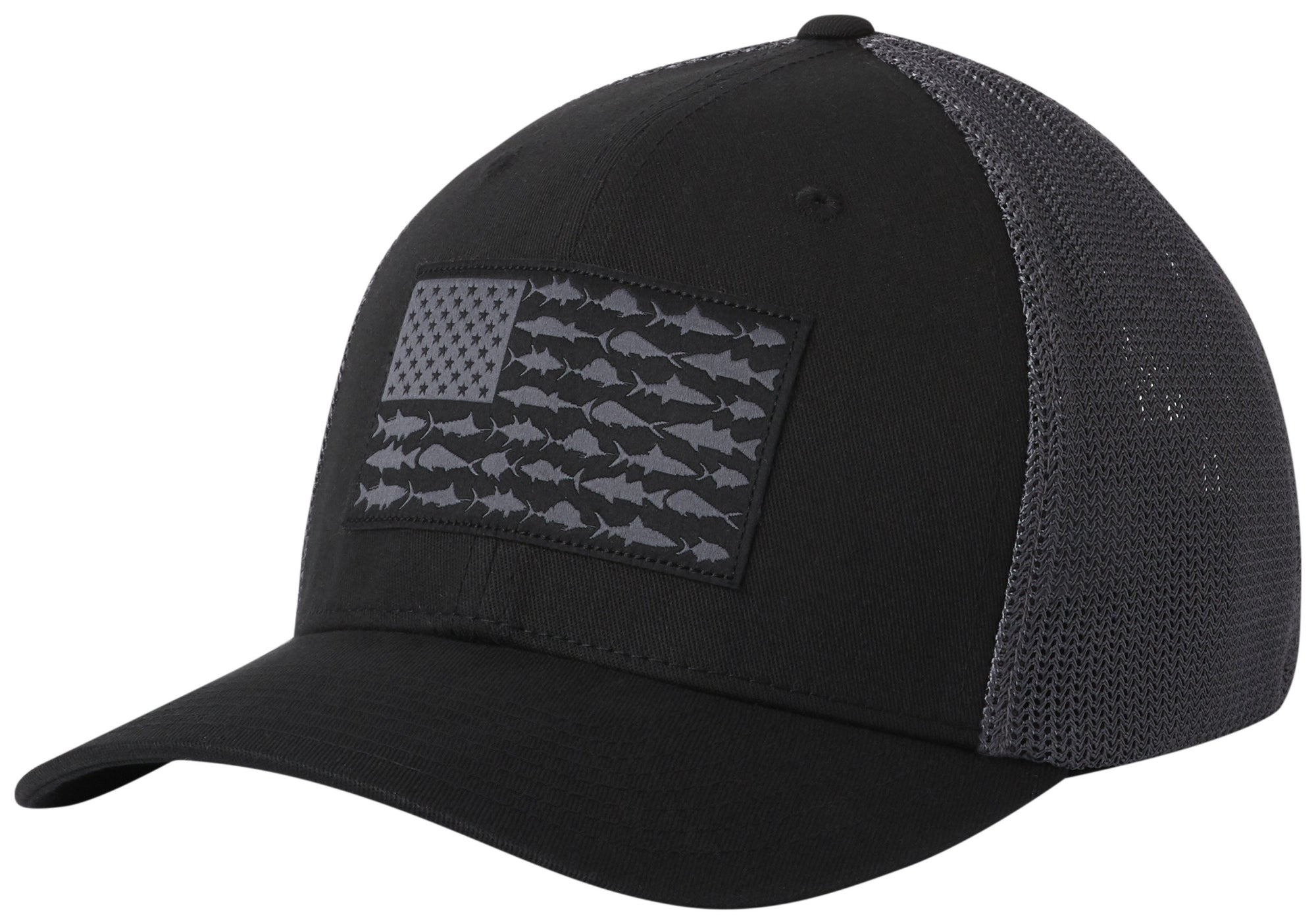 PFG MESH FISH FLAG CAP
