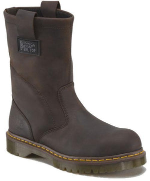 Dr Marten Steel Toe Pull On