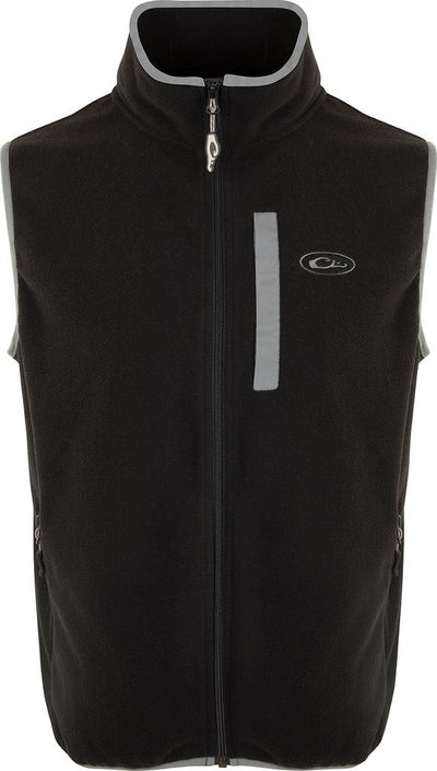 YOUTH CAMP FLEECE VEST