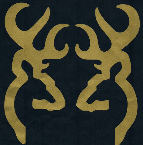 Browning Decal Pair