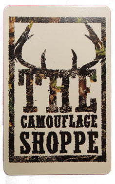 The Camouflage Shoppe Gift Card