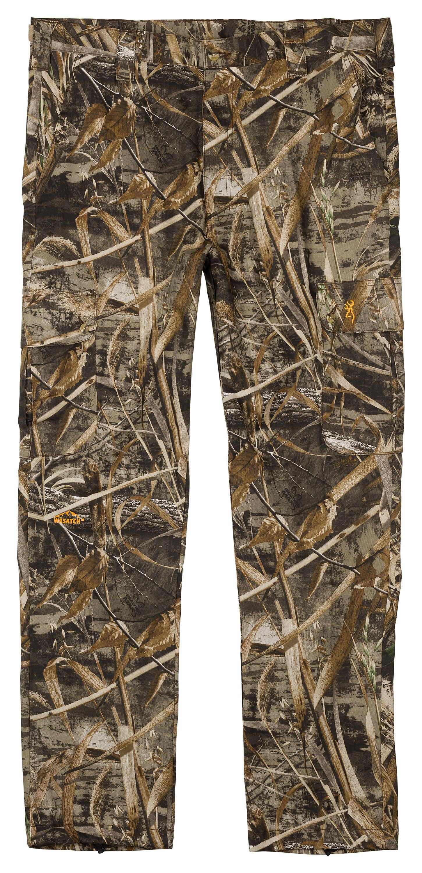 Browning Wasatch Camo Pant