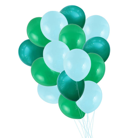 50Pcs 12Inch Latex Balloons (Assorted Color)