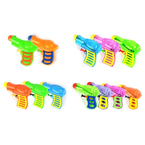 12pcs Children Toy Plastic Water Squirt Blasters (Random Color)