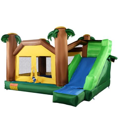 Inflatable Jungle Bounce House Jumper