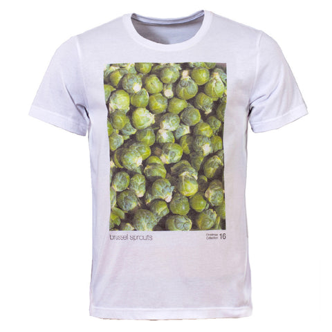 Mens Sprout Christmas T-shirt