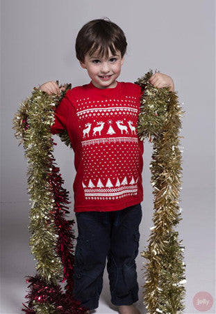 Children's Reindeer T-Shirt