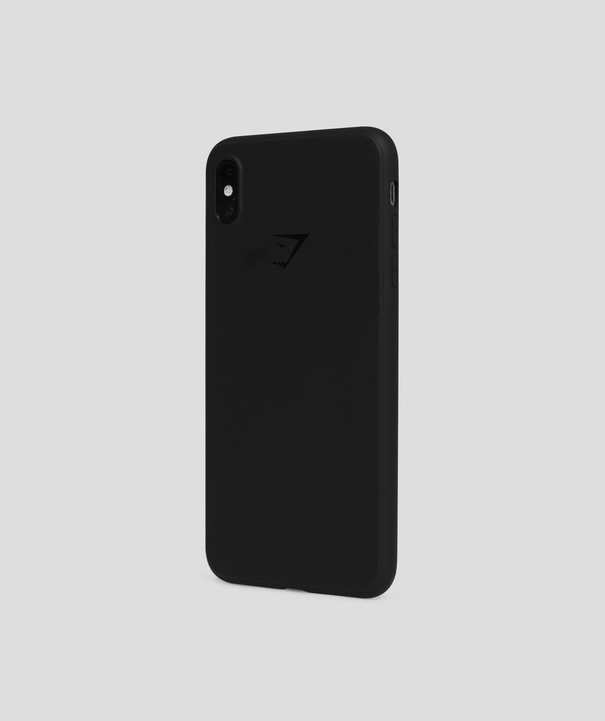 Gymshark iPhone XS Max Case - Black 1