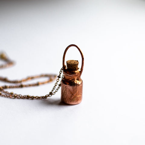 Treasure Jar Necklace