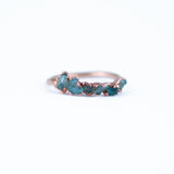 Aquamarine Ring - Size 5.5