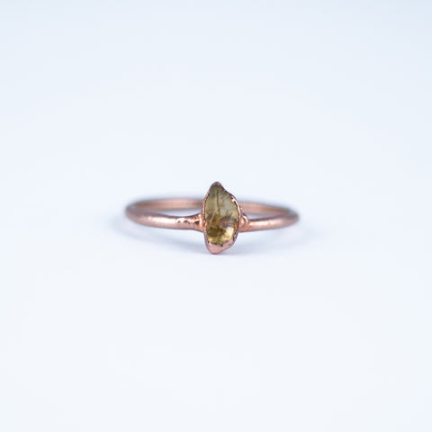 Citrine Ring - Size 5.5