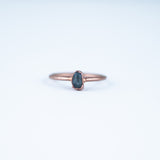 Aquamarine Ring - Size 6.75