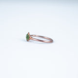 Peridot Trio Ring - Size 5.5