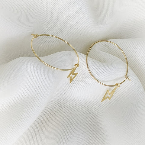 LUZ - Mini Lightning Hoops