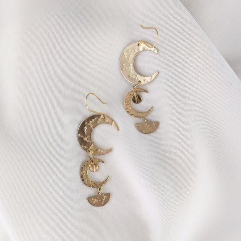 MAYARI Goddess Earrings