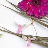RAINSHINE Earrings - Pink Unicorn