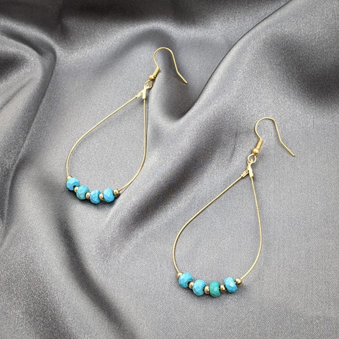 RAINSHINE Earrings - Turquoise