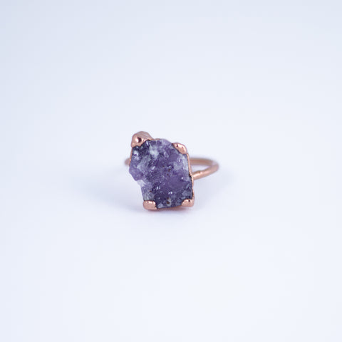 Amethyst Ring - Size 7.25
