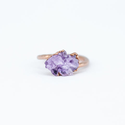 Amethyst Ring - Size 6.5
