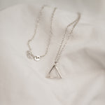 MOUNTAIN FRAME Necklace