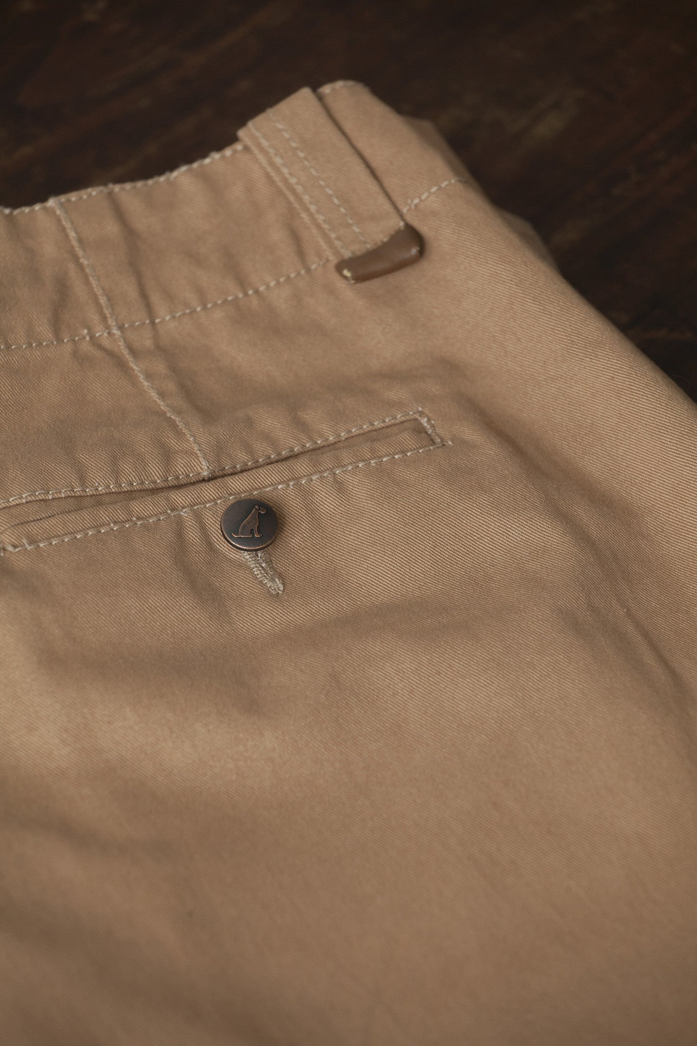 Chinos by Anthony & Brown (Khaki)