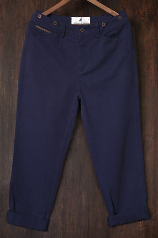 Chinos by Anthony & Brown (Navy)