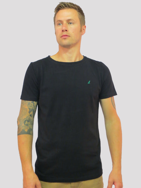 The Corgi Tee – Black