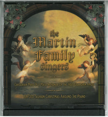 CD: Martin Family Singers: Christmas