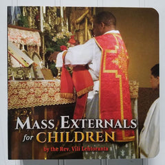 Mass Externals for Children: Board Book