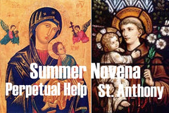 Summer Novena: St. Anthony, Perpetual Help