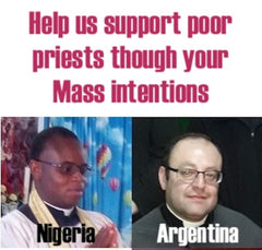 Request Mass Intentions