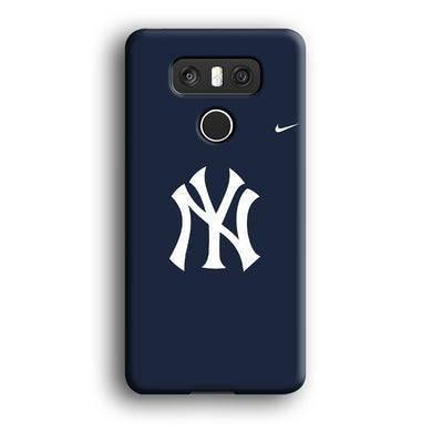 Baseball New York Yankees MLB 002 LG G6 3D Case