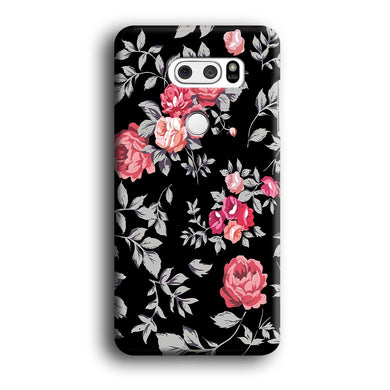 Flower Pattern 004 LG V30 3D Case