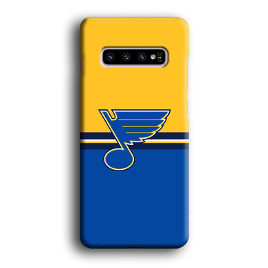 Hockey St. Louis Blues NHL 001 Samsung Galaxy S10 3D Case